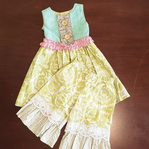 Persnickety Outfit 2T/3T